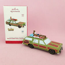 Hallmark 1979 FORD National Lampoon's Vacation WAGON QUEEN FAMILY TRUCKSTER