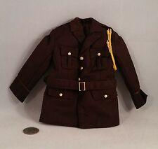 DID WWII General Patton brown tunic 1/6 toys dragon bbi gi joe US Army jacket 3R