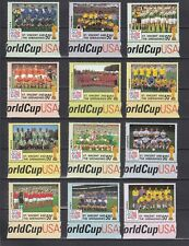 TIMBRE STAMP 24 GENADINES Y&T#2096-119 FOOTBALL SOCCER NEUF**/MNH-MINT 1994 ~B12