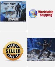 G.I. Joe Classified Snake Eyes & Timber Alpha Commandos PREORDER Collector GRADE