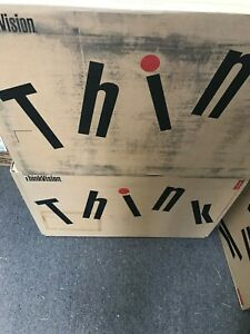 Brand New Sealed Lenovo ThinkVision T24i-10 LED Business Monitor P/N: 61CEMAR3US