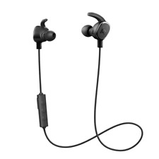TaoTronics Bluetooth 4 In Ear Kopfhörer Wireless Headset Android iPhone Schwarz