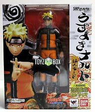 "In STOCK Bandai S.H. Figuarts ""Naruto Uzumaki"" (Sage Sennin Mode) Action Figure"