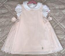 Baby Dior Pink Dress 12 Months Worn Once
