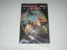 Pacific Rim Tales From The Drift #1 Exclusive Comic Block Variant Cover NM
