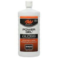 Motiv Power Gel Gloss Bowling Ball Polish Quart