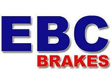 EBC Brake Plain Rotor Rear for 2008-2014 Toyota Highlander # RK7499