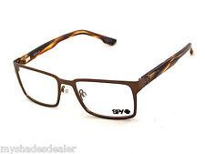 New Spy Optics CORBIN RX Glasses Sunglasses Mahogany Tortoise Frames SRX00069