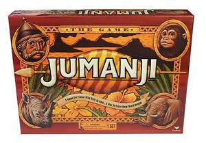NEW Jumanji The Board Game    -     FREE EXPRESS SHIPPING