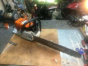 "Holzfforma Farmertec Stihl MS440 Chainsaw with 20"" Bar and Chain -USA assembled!"