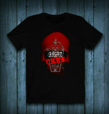 New Ghost Adventures Crew Logo Black T-Shirt Cotton #Saf