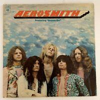 Aerosmith, Aerosmith, 1973 Vinyl LP (Condition VG)