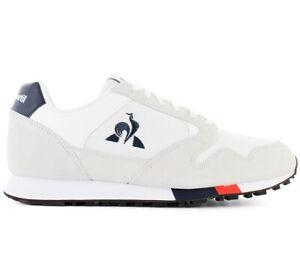 Le Coq Sportif Manta Men's Sneaker White 2110034 Leisure Sports Casual Shoes