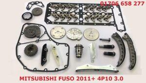 Mitsubishi Fuso 2010 Onwards Euro 5 Timing Chain Kit + ROCKERS 16 QTY O/E