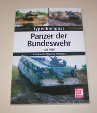 Panzer der Bundeswehr seit 1956 - TPz Fuchs, KPz Leopard 1 + 2 - Typenkompass!