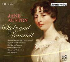 Jane Austen - Stolz und Vorurteil (hr2-Hörspiel)