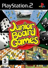 Junior Board Games (PS2) - Game  BMVG The Cheap Fast Free Post