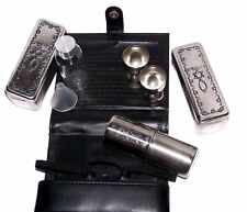 Meal that Heals Communion Kit - Complete set, leather Belt Bag, Messianic Seal