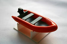 MMB Resin cast model inflatable boat/dinghy kit. 110mm