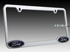 3D FORD LICENSE PLATE FRAME OFFICIALLY LICENSED F150 F250 F350 FLEX