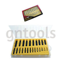 150PC Precision Mini Micro HSS Drill Bits Craft Model & Model Making Etc In Case