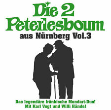 CD Les 2 peterlesboum de Nuremberg volume 3