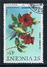 St.Vincent 1976 45c Humming Birds INV WMK SG 490w VFU