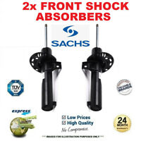 2x SACHS Front SHOCK ABSORBERS for MERCEDES GLA 220 CDI / d 4matic 2013->on