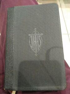 Breviario Dei Fedeli latino Italiano note storico liturgiche Marietti 1922 Roma