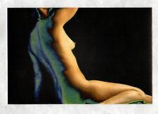 NU ARTISTIQUE / FEMME NATHALIE N°10 , Jeu de lumiere par Bernard DELFRAISSY
