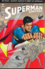 Superman Univers Hors-Série N°2 - Urban Comics-D.C. Comics - Eté 2016