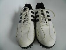 Mens Adidas fitRx 3D FitFoam Traxion adiTuff adiWear GeofIt Golf Shoes Size 9
