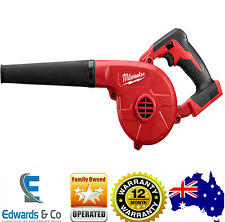 Milwaukee 18v Cordless Leaf Blower M18 BBL Lithium Ion Li-Ion Bare Tool New