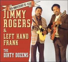 Dirty Dozens [Digipak] by Jimmy Rogers (Blues) (CD, Feb-2009, JSP (UK))