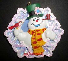 "Frosty the Snowman ""Snowflake"" American Greetings Ornament"
