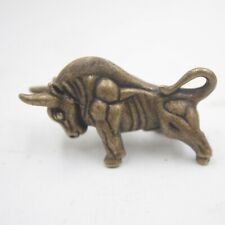 Handmade Craft Solid Copper The OX Statue Best Collection