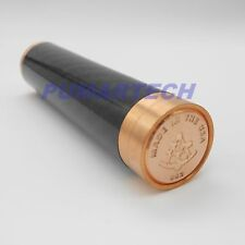 New copper carbon fiber paragon style clone mechanical mod +Free shipping