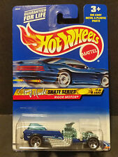 2000 Hot Wheels #41 - Tony Hawk Skate Series 1/4 : Rigor Motor - 26044
