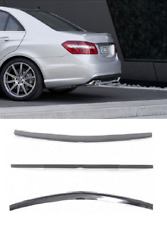 MERCEDES CLASSE E W212 09+ AMG Look Posteriore Stivale Bagagliaio Spoiler Lip WING ABS TOP!