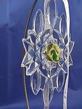 Waterford Lismore Special Edition Christmas Ornament  NIB IRELAND