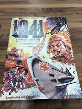 Heavy Metal/Arrow Books Presents 1941 The Illustrated Story By Bissette & Veitch