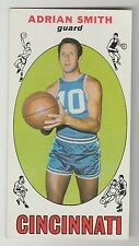 1969/70 TOPPS ADRIAN SMITH CINCINNATI ROYALS CARD #97 NEAR MINT & CENTERED