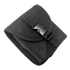 Scuba Diving Weight Belt Pocket Outdoor Portable Pouch with Quick Release Buckle