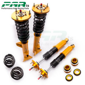 Coilovers for BMW 3 Series E36 316 318 320 323 325 328 Adjustable Shock Absorber