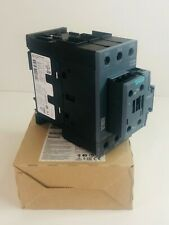 Siemens 3RT2036-1AK60 Contactor Relay Sirius, 120 VAC, 3-Pole