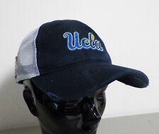NEW RETRO BRAND UCLA BRUINS DARK BLUE SNAPBACK MUDWASHED TRUCKER HAT FITS ALL