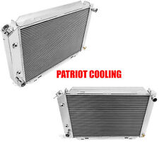 1980-1988 Ford Thunderbird 4 Row CHAMPION Aluminum Radiator