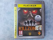 KILLZONE 2 - SHOOTER HELGAST - SONY PLAYSTATION PS3 COME NUOVO PAL ITALIANO