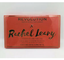 Rachel Leary Goddess On The Go Makeup Revolution Eyeshadow Face Bronzer Palette