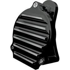 Covingtons Billet Aluminum Horn  Finned - Gloss Black Powder Coated C1140-B*